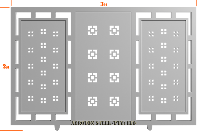 Diagram of what Gate 6 looks like